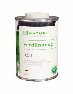 Растворитель Verdunnung GNature